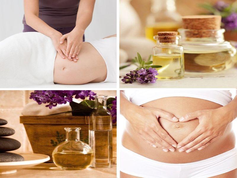 Esenciálne oleje v období tehotenstva a po pôrode