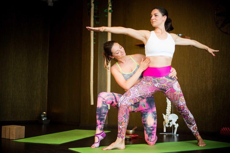 Individuálny seminár Hormonálnej jogy