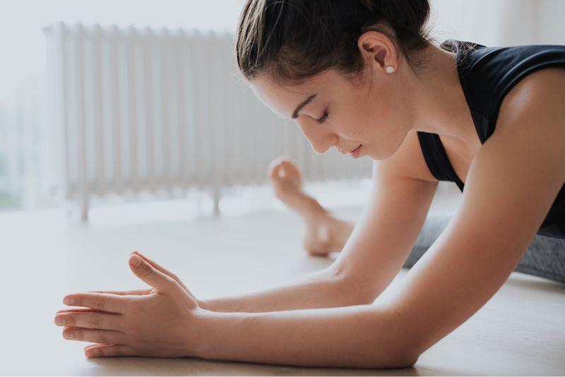 YIN JOGA ako spôsob stíšenia a väčšej flexibility tela
