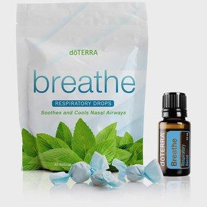 Breathe – podpora dýchania