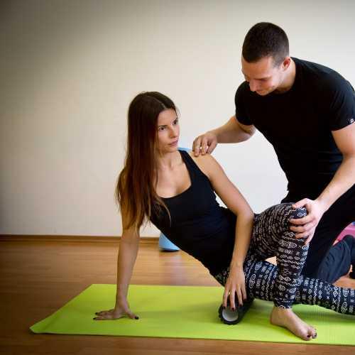 Workshop - Joga z pohľadu fyzioterapie