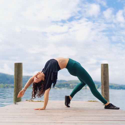Zdravá mobilita v joge s Lenkou Minarikovou, 4.4.