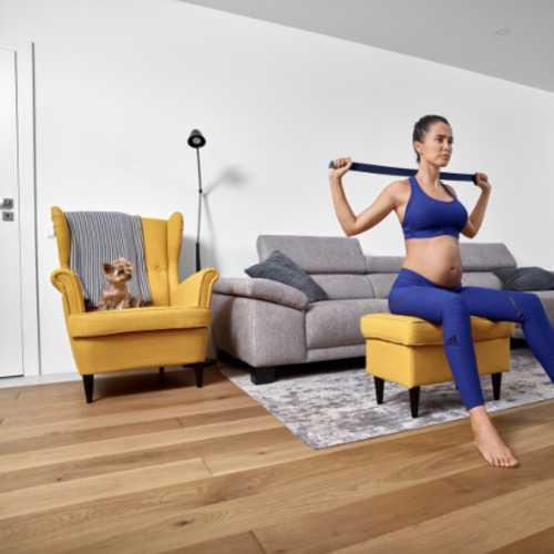 Ako cvičiť v tehotenstve - cvičte.sk
